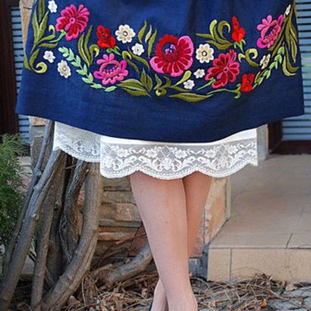 DIY сделай сам вышивка розы