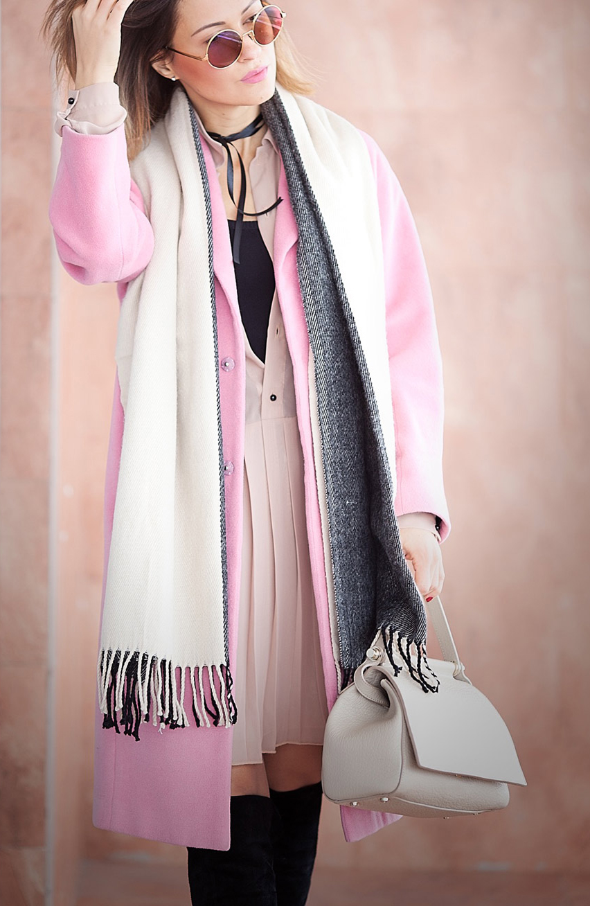 pink-coat-outfit-with-cutler-and-gross-sunglasses