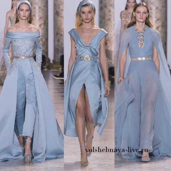Elie Saab Haute Couture Весна-лето 2017
