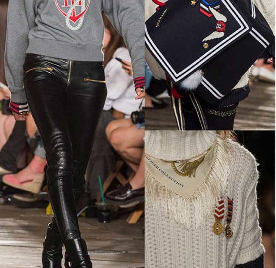 Tommy Hilfiger fashion show fall 2016 ready to wear