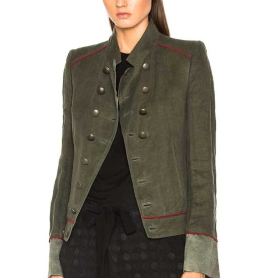 образ с защитным пиджаком