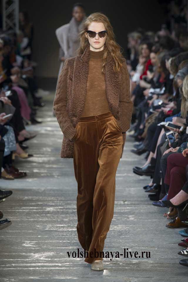 Max Mara осень- зима 2017 ready to wear