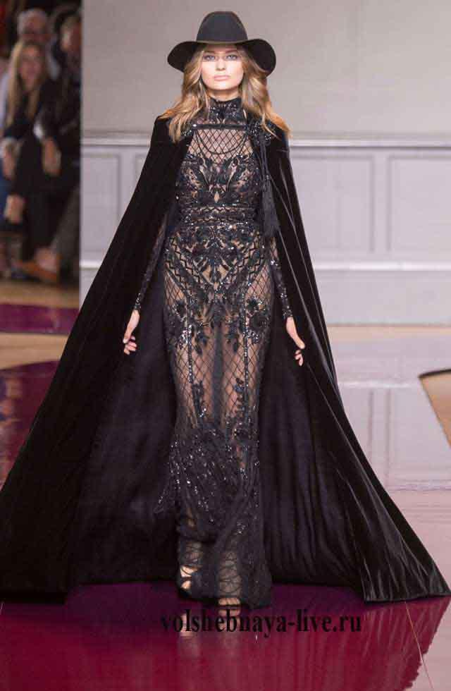 Фото платьев черных с ремнями