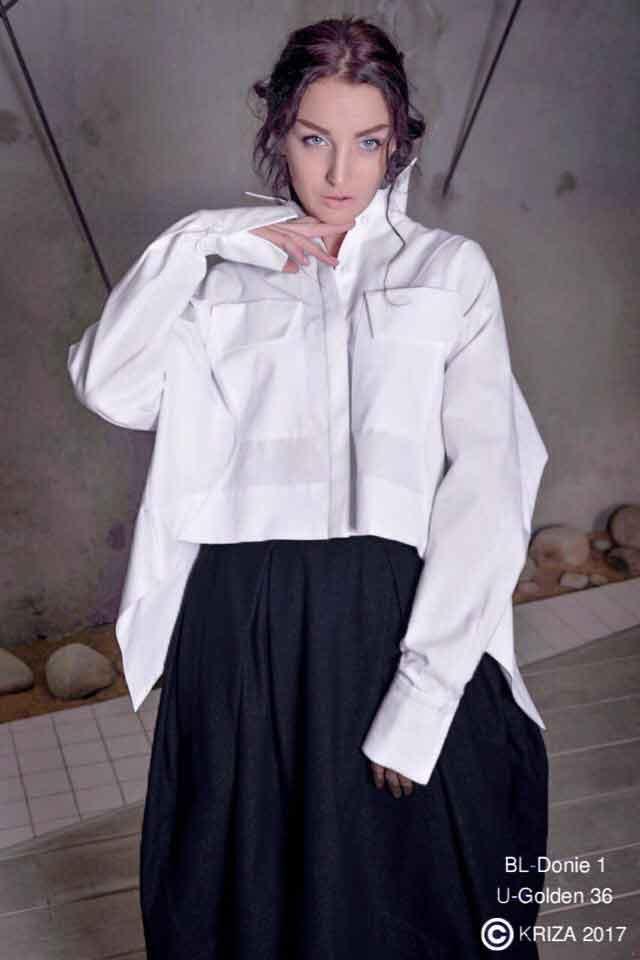 Женская дизайнерская одежда в деловом стиле
