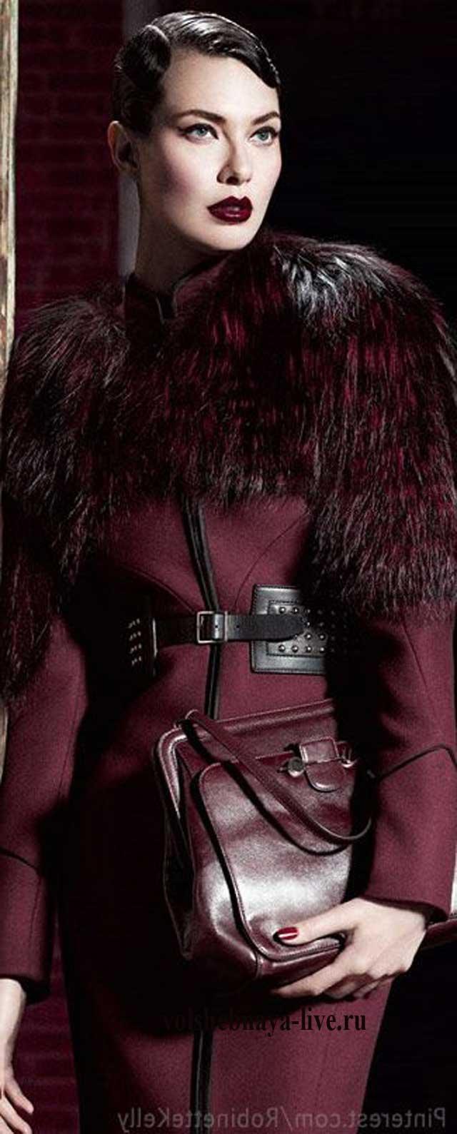 Куртка из пальтовой ткани