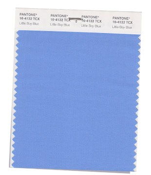 Pantone Boy Blue