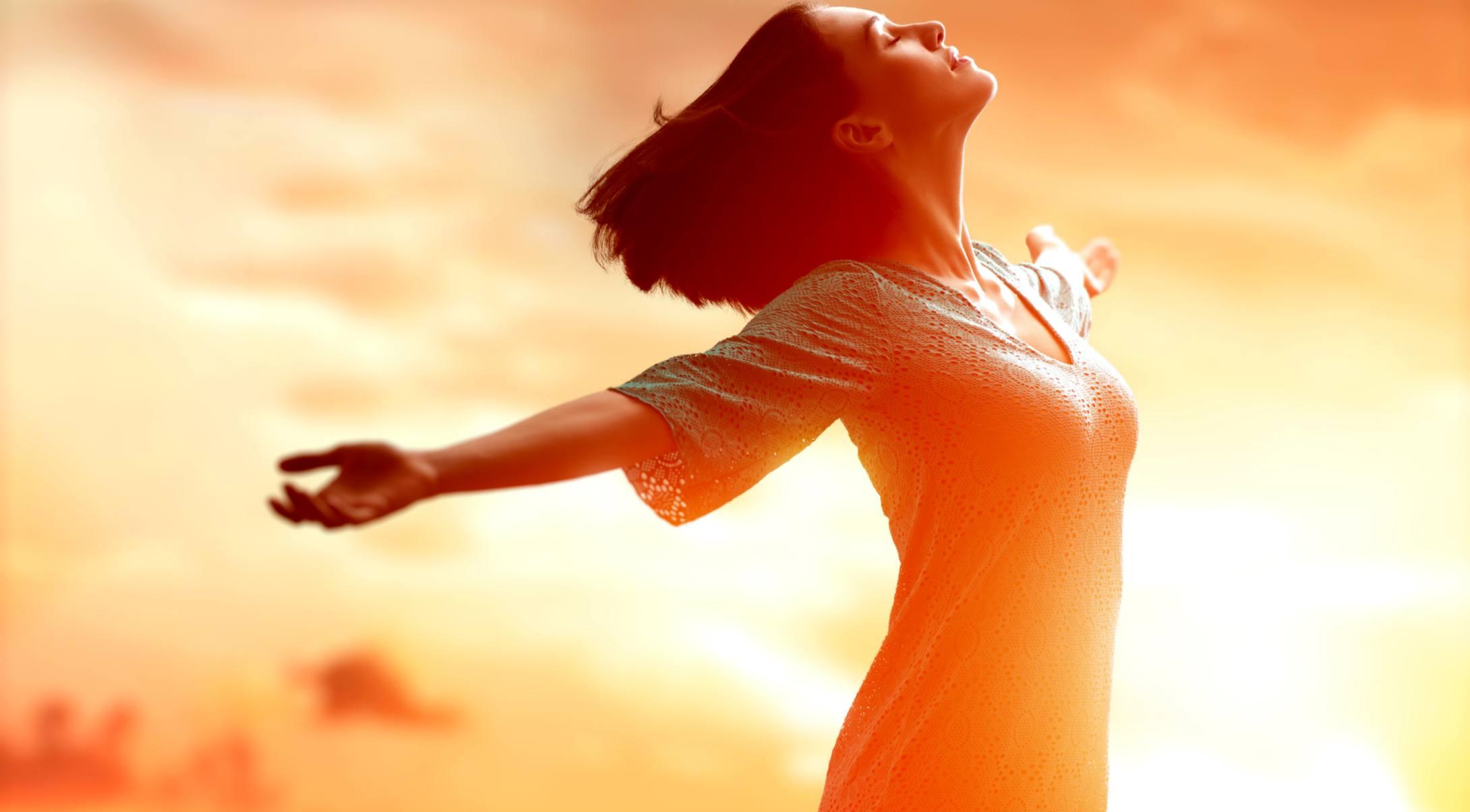 Состояние души и настроение у женщины