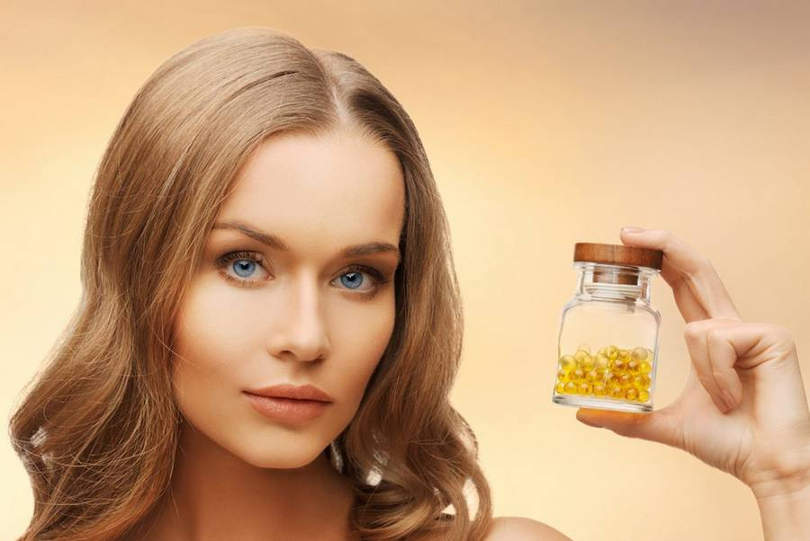 Витамины женщины