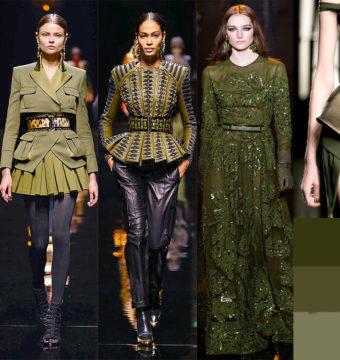 Цвет хаки сочетание в одежде. Модные оттенки и образы для женщин, много фото