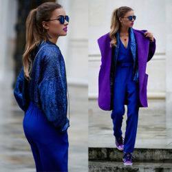 Juliett K модный блогер и просто красавица.