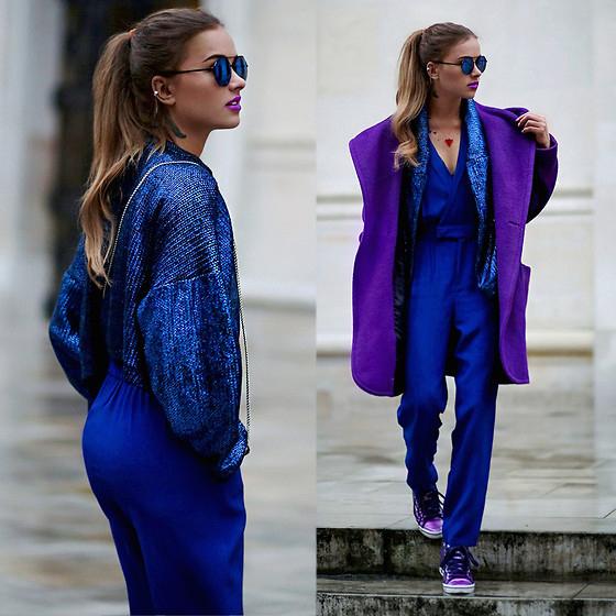 Juliett K модный блогер фантастическая красавица