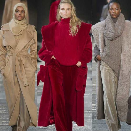 Max Mara осень 2017 ready to wear