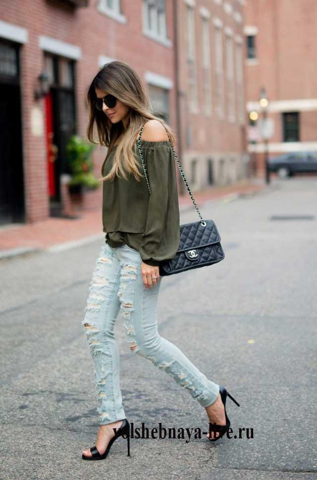 Рубашка цвета хаки чем носить