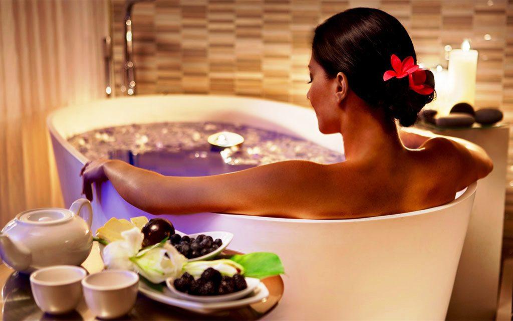 Ароматная терапия в вашей ванной