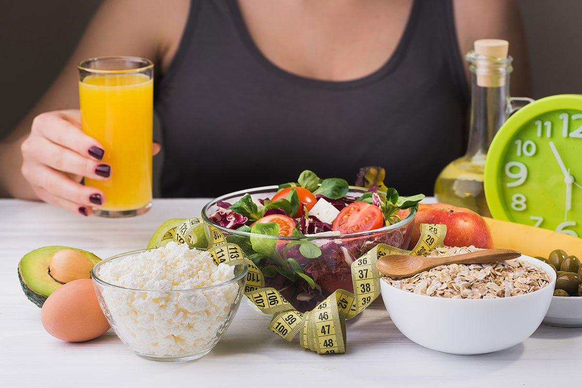 Чем полезно сбалансированное питание для похудения женщины
